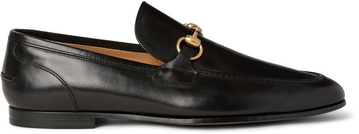 1f8dffe3b5c ... Gucci Horsebit Leather Loafers ...