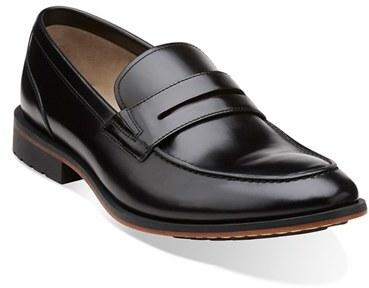 ebb17e39601 ... Clarks Originals Gatley Step Leather Penny Loafer ...