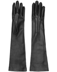 Jil Sander Long Leather Gloves