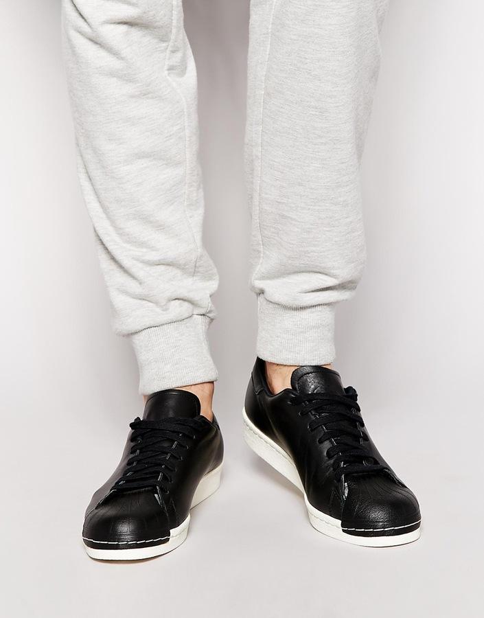 akxkk adidas Originals Superstar 80s Clean Sneakers   Where to buy & how