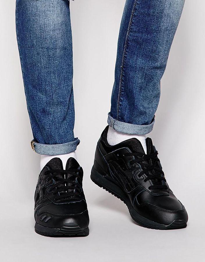 Gel Lyte III Sneaker Black