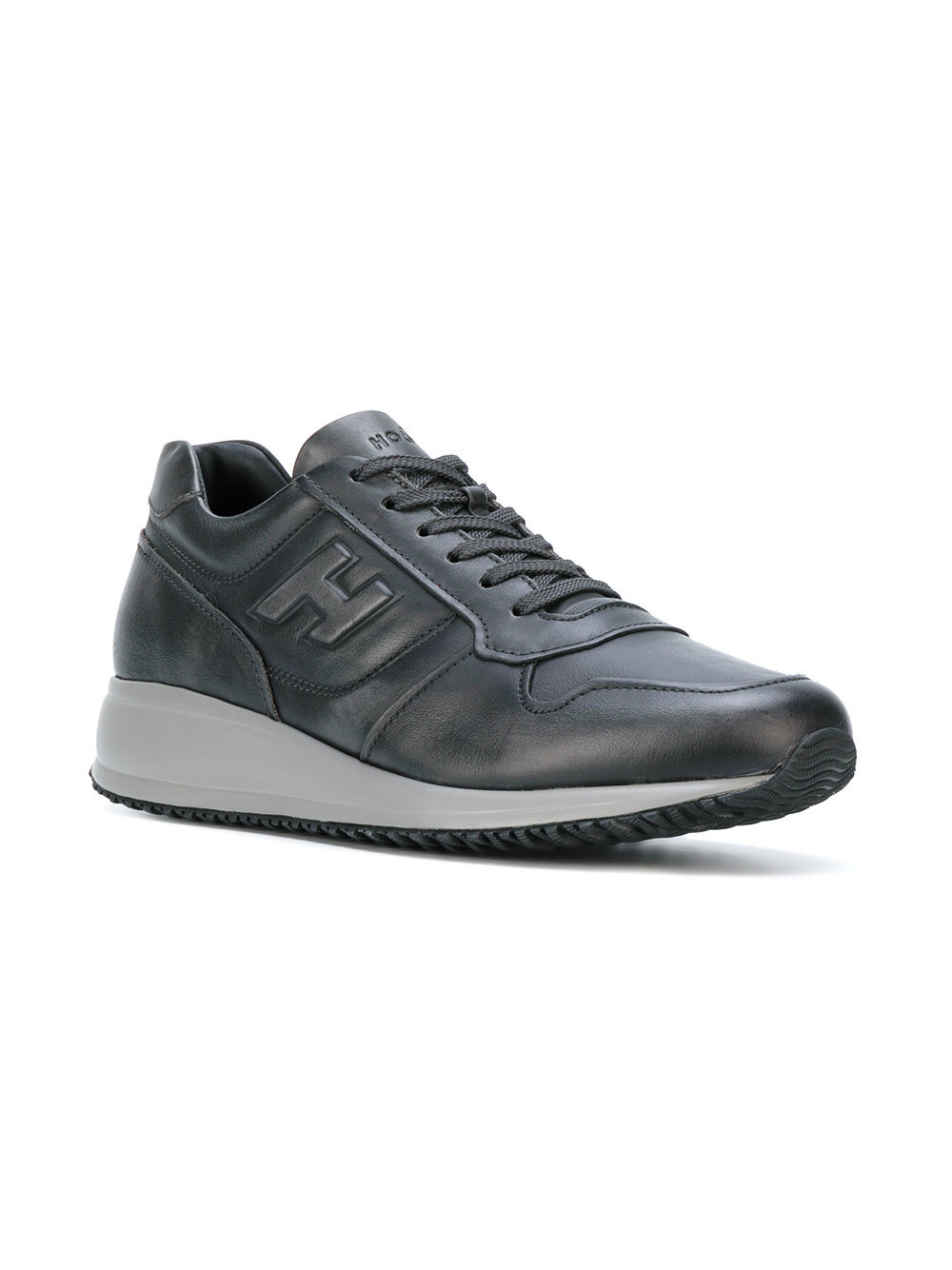 5f12d073aa5 Hogan Interactive N20 Sneakers, £320   farfetch.com   Lookastic UK