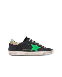 Golden Goose Deluxe Brand Lace Up Sneakers