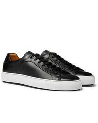 Hugo Boss Mirage Leather Sneakers