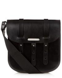 Brooks England B3 Large Leather Shoulder Bag