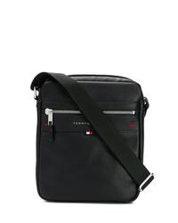 Tommy Hilfiger Logo Plaque Messenger Bag