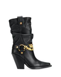 Versace Bandana Boots