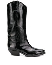 P.A.R.O.S.H. Distressed Tall Boots