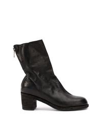 Guidi Mid Calf Boots