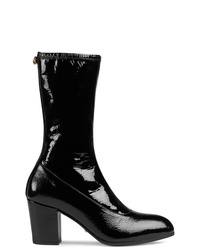 Gucci Patent Leather Boot