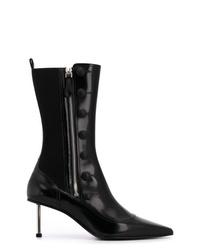 Alexander McQueen Pointed Stiletto Boots