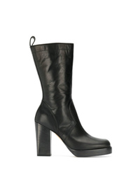 Rick Owens Tall Ankle Boots