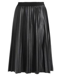 Reiko a line skirt black medium 5221868