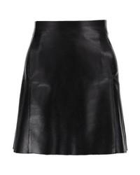 LOST INK Mini Skirt Black