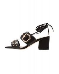 Sandals black medium 4277277
