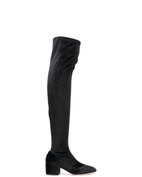 Sergio Rossi Over The Knee Boots