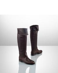 Ralph Lauren Serisa Over The Knee Boot