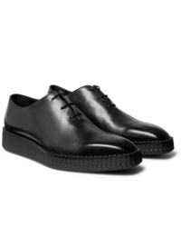 Berluti Alessandro Exaggerated Sole Leather Oxford Shoes