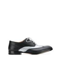 Maison Margiela Classic Bicouloured Derby Shoes