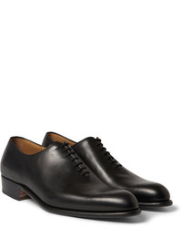Jm Weston 402 Flore Leather Oxford Shoes