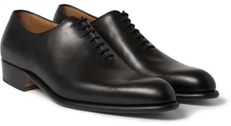 diseño de calidad e9825 a92d6 £908, Jm Weston 402 Flore Leather Oxford Shoes