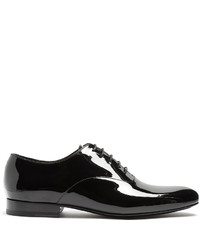 Valentino Patent Leather Oxford Shoes