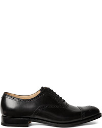 Toronto cap toe leather oxford brogues medium 577995