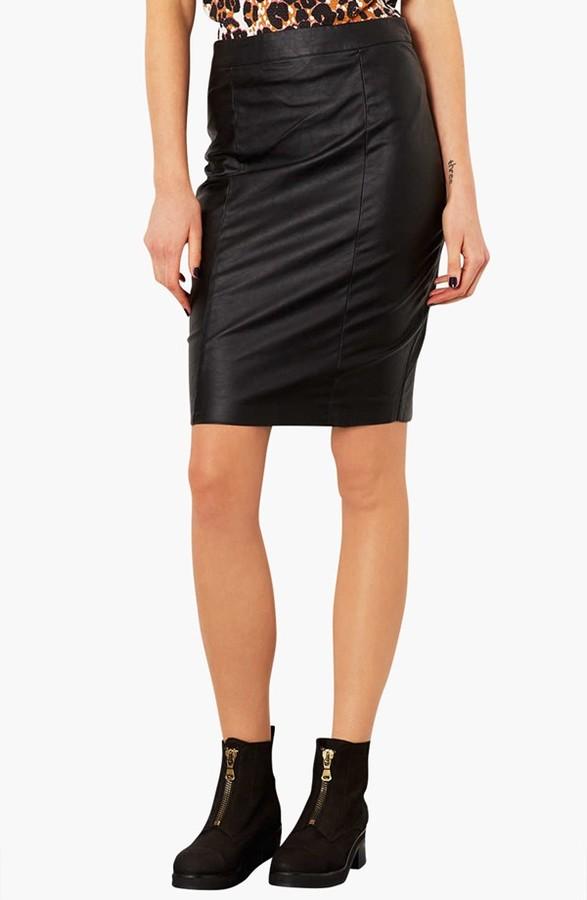 faux leather pencil skirt uk dress ala
