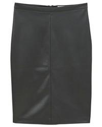 Pencil pencil skirt black medium 5093407