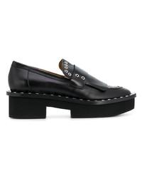 Clergerie Bianca Platform Loafers