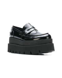 MM6 MAISON MARGIELA Platform Loafers