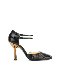 Marni Dorsay Strapped Pumps