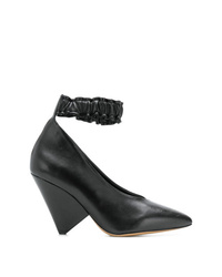 Isabel Marant Sculpted Pointed Toe Pumps