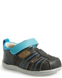 See Kai Run Infant Boys Ryan Ii Leather Sandal