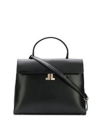 Lanvin Flap Pocket Tote Bag