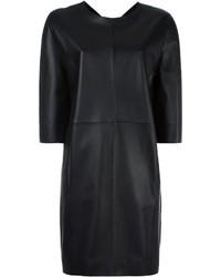Maison Margiela Leather Shift Dress