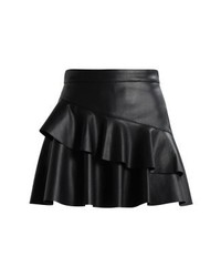 Onlemma frill a line skirt black medium 6463748