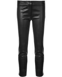 Leather drake crop trouser medium 6465289