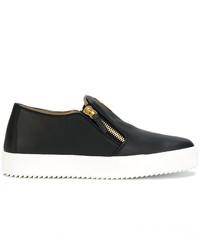 Giuseppe Zanotti Design Adam Laceless Sneakers