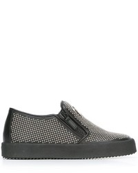 Giuseppe Zanotti Design Eve Slip On Sneakers
