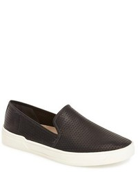 Via Spiga Galea Leather Slip On Sneaker