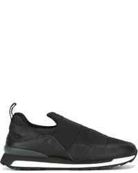 Rebel glitter band slip on sneakers medium 3661473