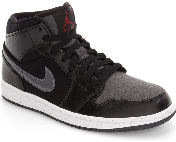 ... Nike Air Jordan 1 Mid Winterized Sneaker ... 6802955d6