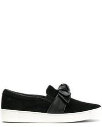 MICHAEL Michael Kors Michl Michl Kors Bow Detail Sneakers