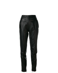 Christopher Kane Leather Trousers