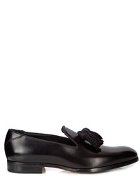 Foxley tassel leather loafers medium 1033888