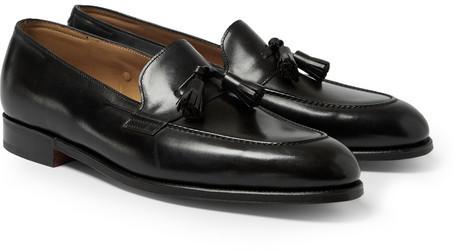 Image result for tassel loafer john lobb