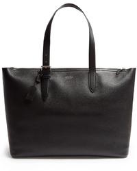 Burlington leather tote medium 1138506