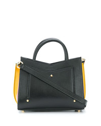 Sara Battaglia Colour Block Mini Tote