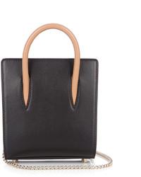 Paloma nano leather tote medium 1054163